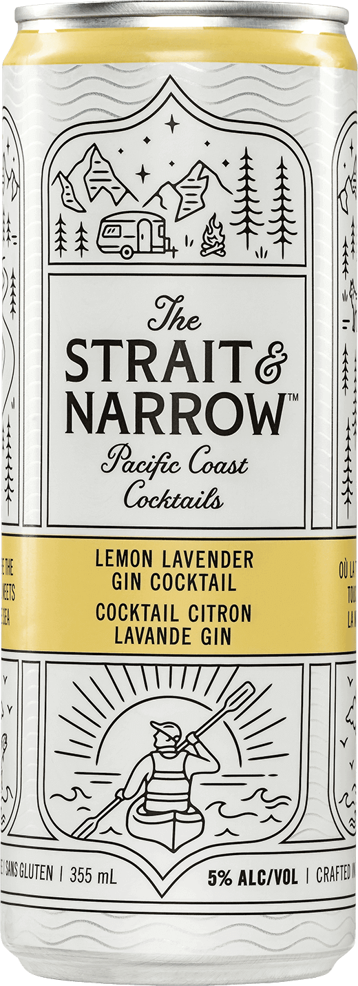 Lemon Lavender Can